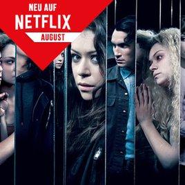 Neu auf Netflix im August 2016: Die Film- und Serien-Highlights im Stream