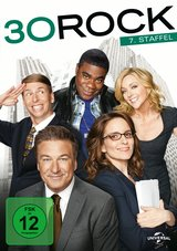 30 Rock - 7. Staffel Poster