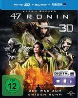 47 Ronin (Blu-ray 3D, + Blu-ray 2D) Poster