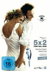 5x2 - Fünf mal Zwei Poster