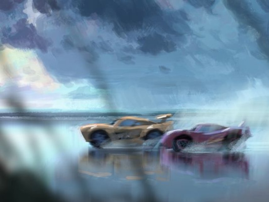 Cars 3 Bild Cruz Ramirez