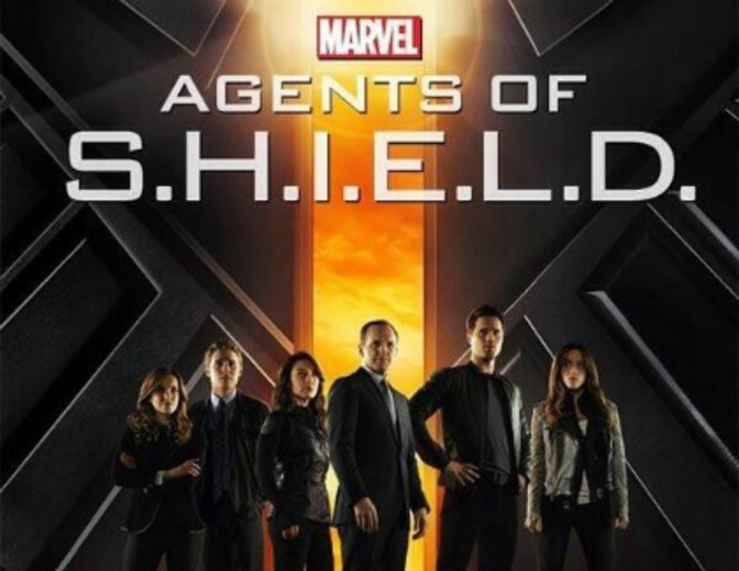 Agents of SHIELD TV DVD