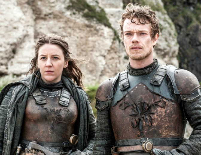 Game of Thrones Folge 5 Das Tor Yara Theon