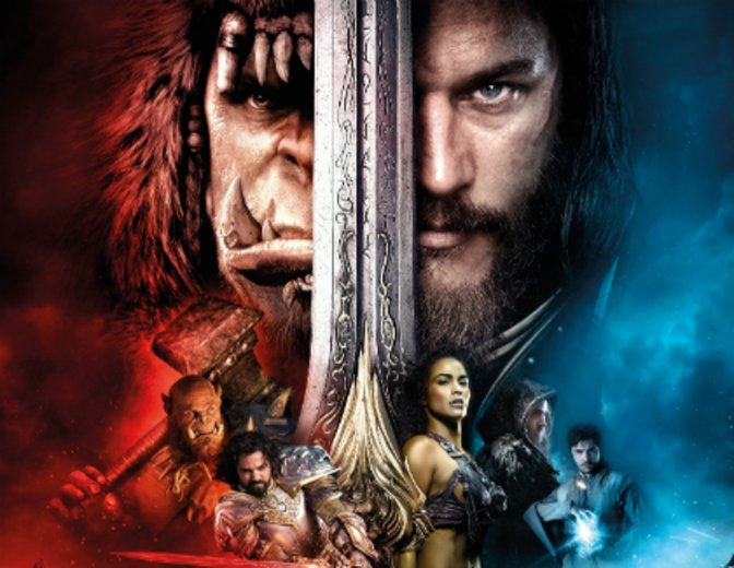 Kinocharts 30 Mai 16 Warcraft