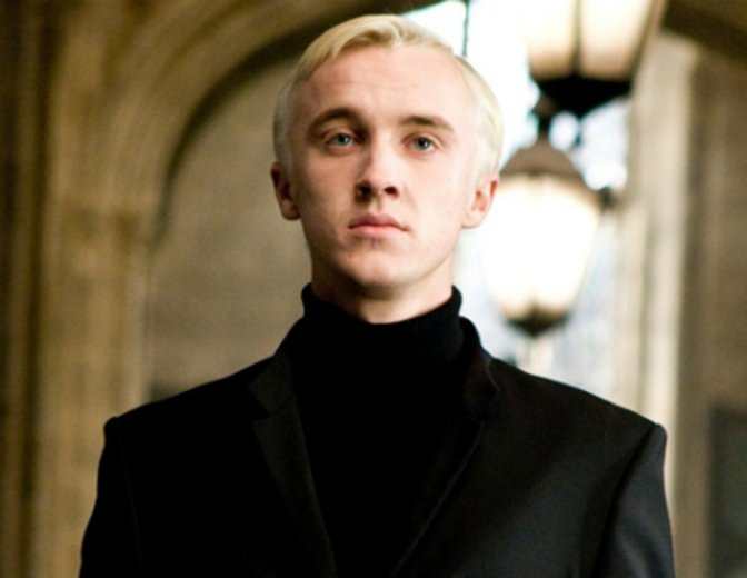 Tom Felton Draco Malfoy The Flash