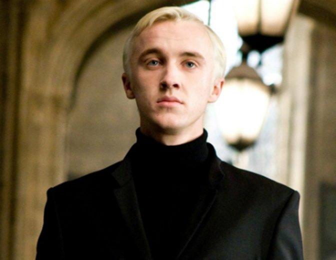 Tom Felton Draco Malfoy The Flash