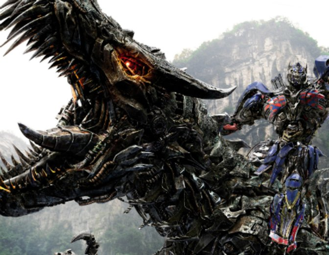 Transformers 5 Virales Video