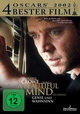 A Beautiful Mind - Genie und Wahnsinn (Einzel-DVD) Poster