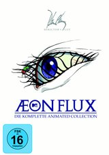 Aeon Flux - Die komplette animated Collection Poster