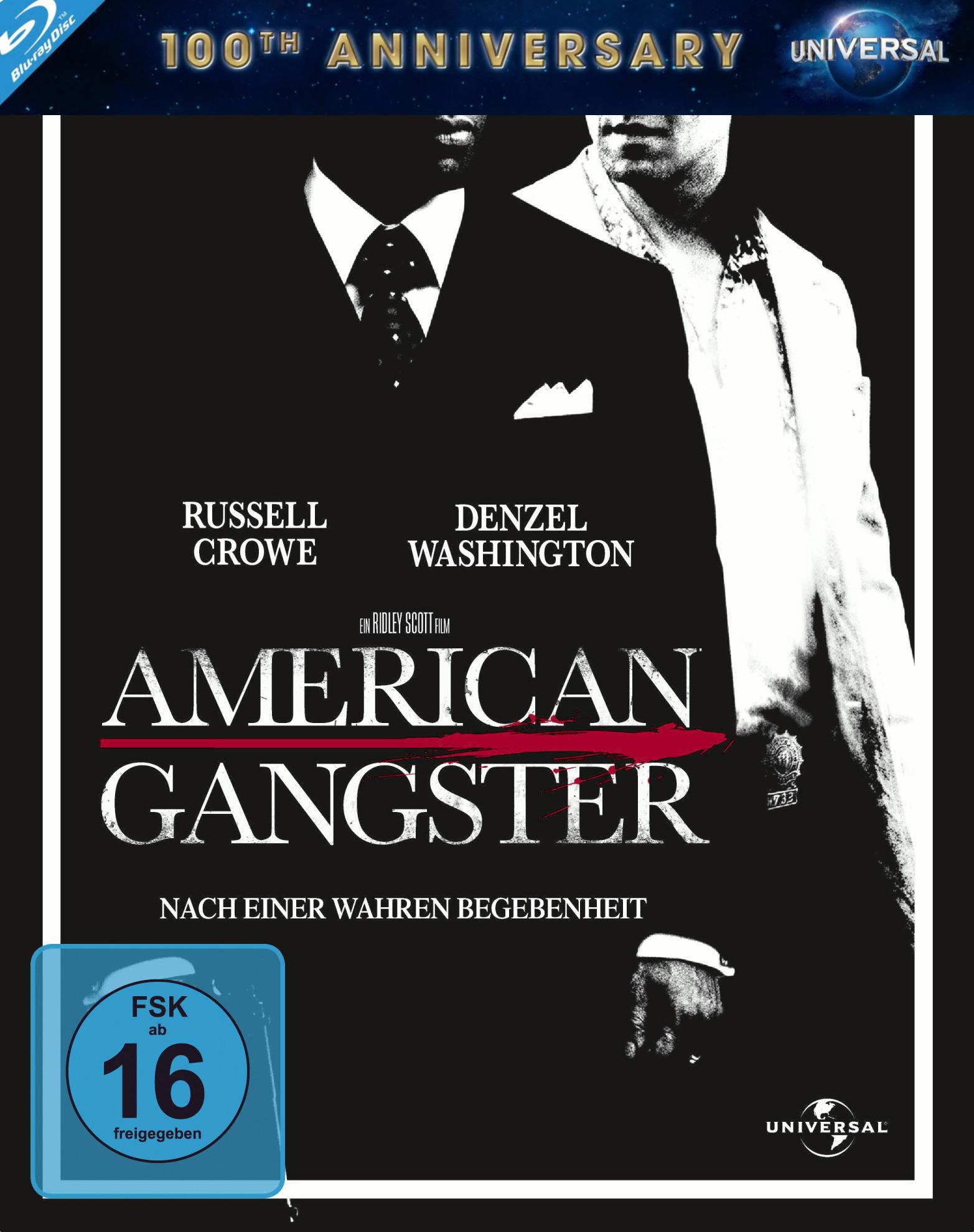 American Gangster (Steelbook) Poster