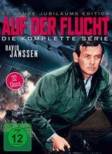 Auf der Flucht - Die komplette Serie (32 Discs) Poster