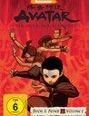 Avatar - Der Herr der Elemente, Buch 3: Feuer, Volume 1 Poster