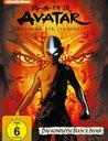Avatar - Der Herr der Elemente, Das komplette Buch 3: Feuer Poster