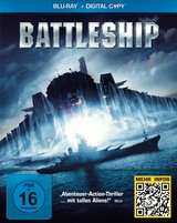 Battleship (Limited Edition, Steelbook, inkl. Digital Copy) Poster