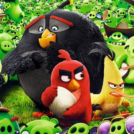 """""""Angry Birds"""" – die Review"""