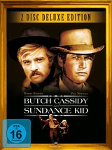 Butch Cassidy und Sundance Kid (Deluxe Edition, 2 Discs) Poster