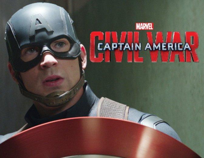 captain america 3 rekord