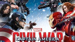 """Kinocharts: """"Captain America 3"""" hatte einen starken Gegner am Wochenende"""
