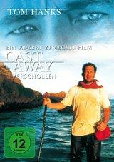 Cast Away - Verschollen (Einzel-DVD) Poster