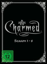 Charmed - Complete Collection, Die gesamte Serie, Season 1-8 Poster