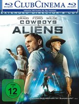 Cowboys & Aliens (Extended Director's Cut, Einzel-Disc) Poster