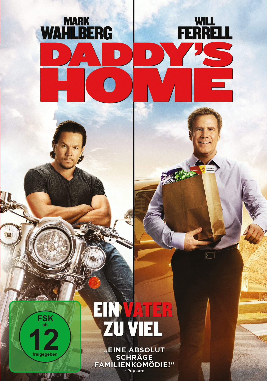 Daddy's Home - Ein Vater zu viel Poster
