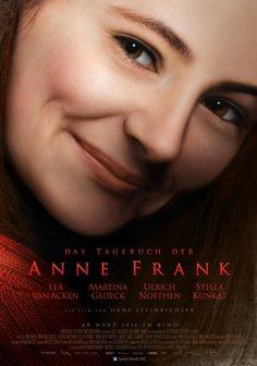 Das Tagebuch der Anne Frank Poster