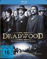 Deadwood - Die komplette dritte Season (3 Discs) Poster
