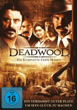 Deadwood - Die komplette erste Season Poster