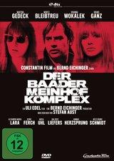 Der Baader Meinhof Komplex (Einzel-DVD) Poster
