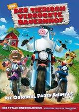 Der tierisch verrückte Bauernhof Poster