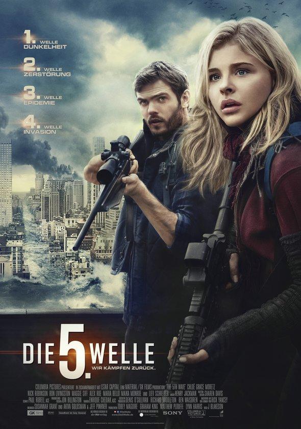 Die 5. Welle Poster