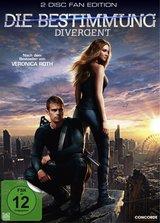 Die Bestimmung - Divergent (2 Disc Fan Edition) Poster