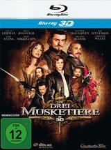 Die drei Musketiere (Blu-ray 3D) Poster