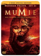 Die Mumie: Das Grabmal des Drachenkaisers (2 DVDs im Steelbook) Poster