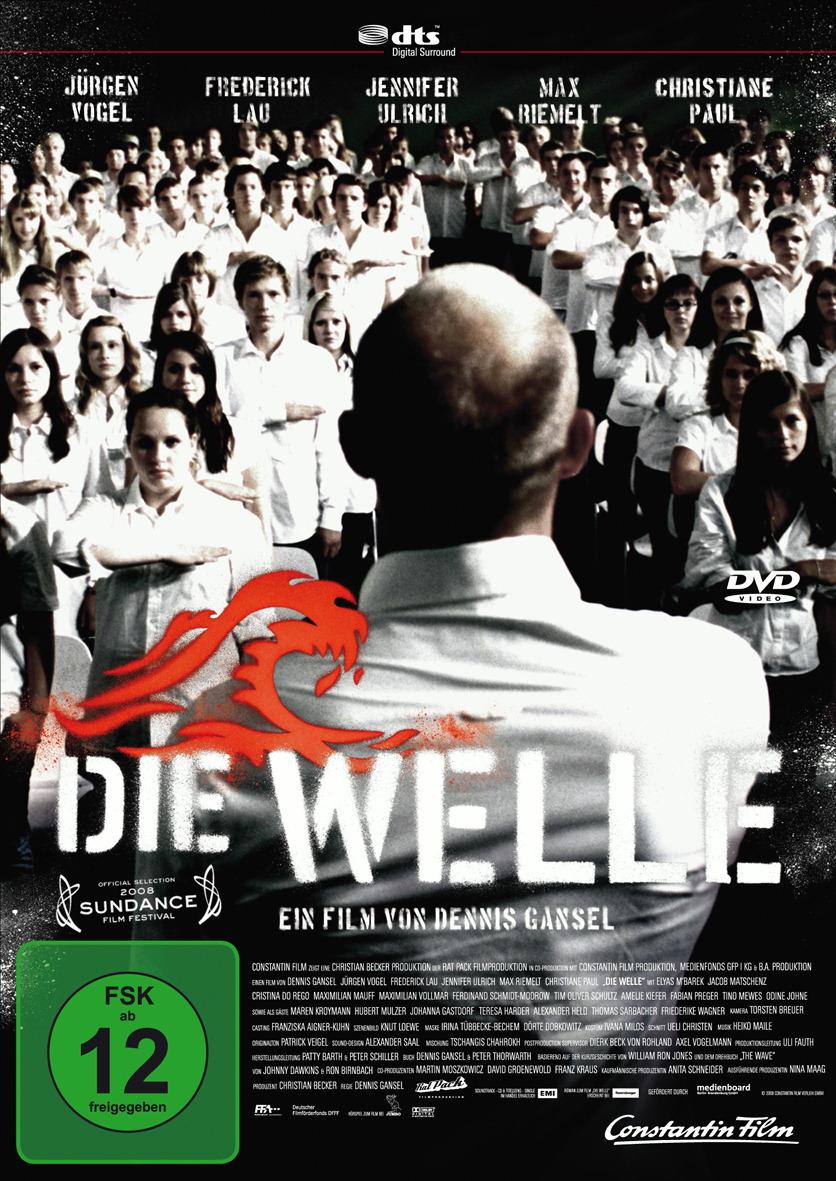 Die Welle (Einzel-DVD) Poster