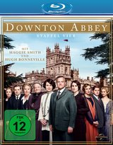 Downton Abbey - Staffel vier (3 Discs) Poster