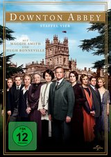 Downton Abbey - Staffel vier (4 Discs) Poster