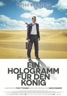 Film-Poster für A Hologram for the King