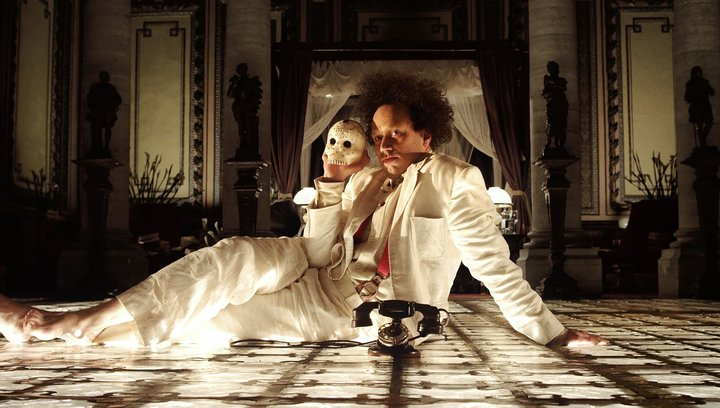 Eisenstein in Guanajuato - Trailer Poster