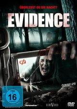 Evidence - Überlebst du die Nacht? Poster