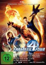 Fantastic Four (Einzel-DVD) Poster