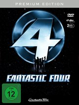 Fantastic Four (Premium Edition, 2 DVDs) Poster