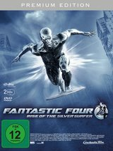 Fantastic Four - Rise of the Silver Surfer (Premium Edition, 2 DVDs) Poster