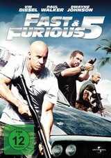 Fast & Furious 5 Poster