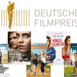 Das Quiz zum Deutschen Filmpreis
