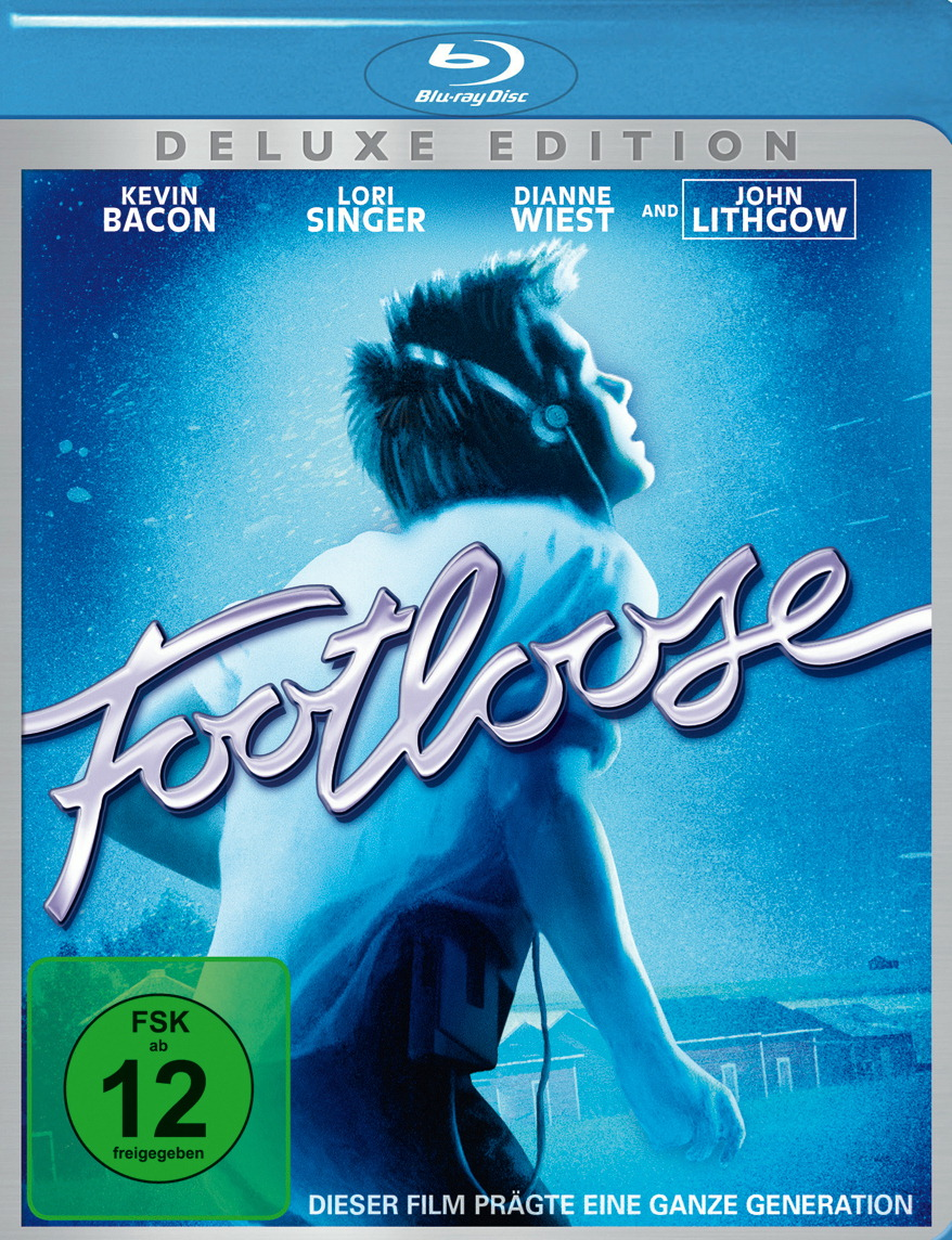 Footloose (Deluxe Edition) Poster