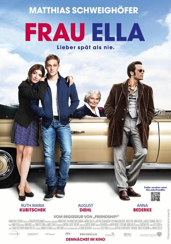 Frau Ella Poster