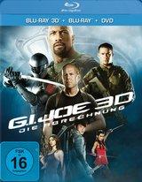 G.I. Joe - Die Abrechnung (Blu-ray 3D, + Blu-ray 2D, + DVD) Poster