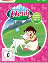 Heidi und ihre Tiere auf der Alm Poster